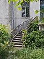Ady Endre Straße 60, Treppe, 2021 Hódmezővásárhely.jpg