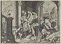 Aeneas vlucht met zijn familie uit Troje, RP-P-OB-35.657.jpg