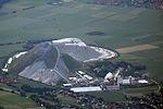 Aerial view of Sigmundshall potash mine.jpg
