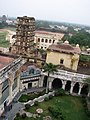 Aerial view of Thanjavur Palace.jpg
