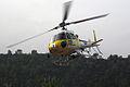 Aerospatiale AS 350B-3 Ecureuil EC-KHE Sky Helicópteros (5108354042).jpg