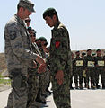 Afghan Air Corps Air Base Defense soldiers graduate training (4671060235).jpg