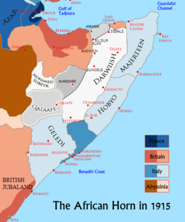 Sultanate of the Geledi former Somali kingdom that ruled parts of the Horn of Africa