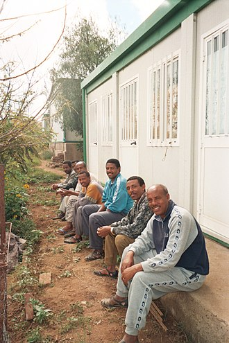 Nakfa, Eritrea - Eritrean people in Nakfa