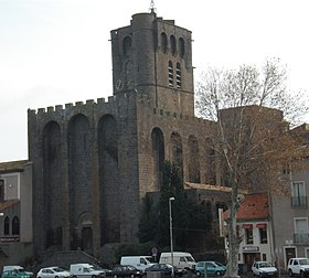 Image illustrative de l'article Cathédrale Saint-Étienne d'Agde