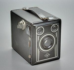 Deutsch: Agfa Box