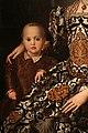 Agnolo bronzino e bottega, eleonora di toledo con un figlio, forse giovanni, 1545-50 ca. 03.jpg