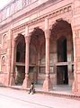 Agra Fort - views inside and outside (14).JPG