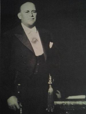 Agustín Pedro Justo - President Agustín P. Justo