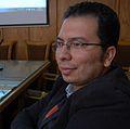 Ahmed Abd Rabou of Cairo University.JPG