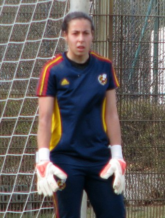 Spain women's national football team - Ainhoa Tirapu holds the Spanish record for most international career clean sheets