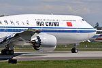 Air China, Boeing 747-89L, B-2481 - PAE (20602314641).jpg