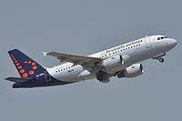 OO-SSN - A319 - Brussels Airlines