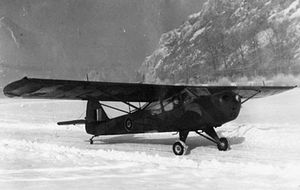 Aircraft of the Royal Air Force 1939-1945- Taylorcraft Auster. HU93017.jpg