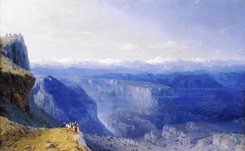 Файл:Aivasovsky Ivan Constantinovich The Caucasus.jpg