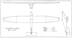 Hannover H 1 Vampyr - The 1921 version