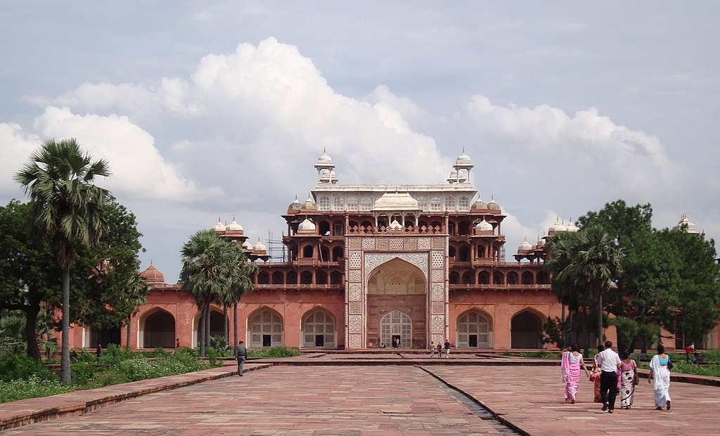 50 Gorgeous Photos Of The Tomb Of Akbar The Great In Agra