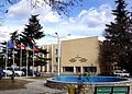 Akhmeta municipal building.jpg