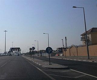 Al Messila (Doha) District in Ad-Dawhah, Qatar