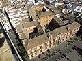 Al este, el palacio arzobispal desde la torre de la Giralda, en Sevilla, España, Spain.JPG