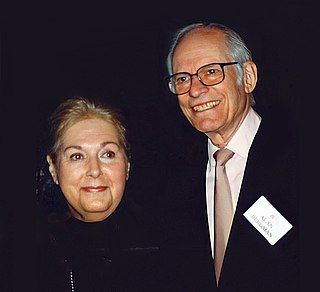Alan and Marilyn Bergman American songwriting team