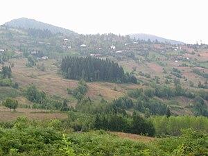 Şenpazar - Alancık village in Şenpazar
