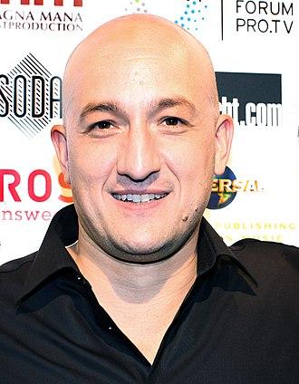 Albrecht Behmel - Albrecht Behmel in 2011 at Filmforum.