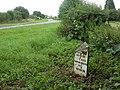 Alderminster, milepost - geograph.org.uk - 1395769.jpg