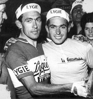 Aldo Moser Italian bicycle racer