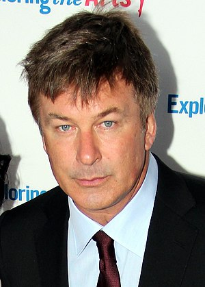 English: Alec Baldwin at the Tony Bennet Birth...