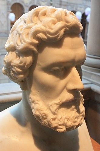 "Alexander Thomson - Alexander ""Greek"" Thomson by John Mossman, 1877"
