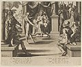Alexander the Great as a Judge, from Thronus Justitiae, tredecim pulcherrimus tabulis..., plate 10 MET DP836865.jpg