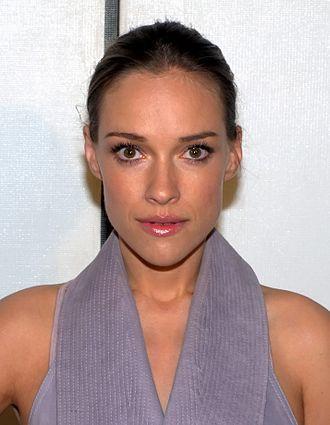 Alicja Bachleda-Curuś - Bachleda Curuś at the premiere of Ondine at the 2010 Tribeca Film Festival.