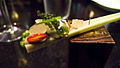 Alinea Lemongrass, oyster, sesame, yuzu (2771101161).jpg