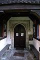 All Saints Theydon Garnon porch nave door (Canon 6D).jpg