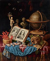 Allegory of Charles I of England and Henrietta of France in a Vanitas Still Life.jpg