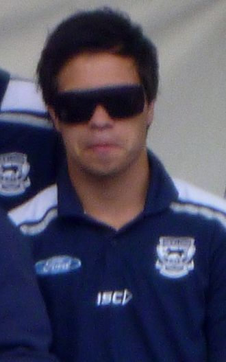Allen Christensen (footballer) - Christensen with Geelong in 2011