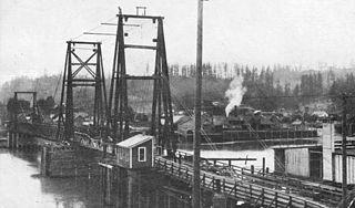 Allen Street Bridge disaster bridge in United States of America