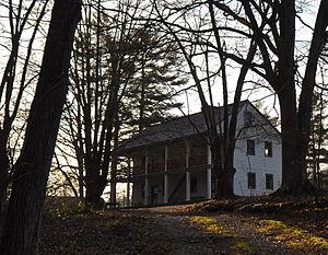 William Deaver House - William Deaver House, December 2013