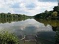 Alsó lake from N to S, 2018 Majkpuszta.jpg