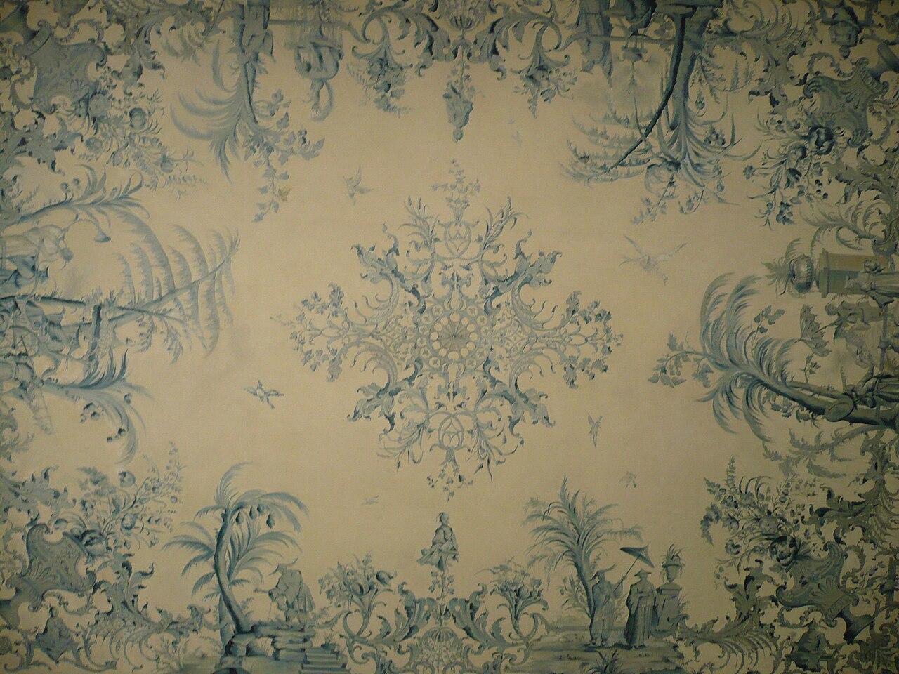 file amalienburg decke in der kueche jpg wikimedia commons. Black Bedroom Furniture Sets. Home Design Ideas