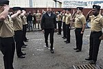 Ambassador Shapiro Hosts Israeli MoD Ya'alon on USS Carney 160222-N-FP878-104 (25111419462).jpg