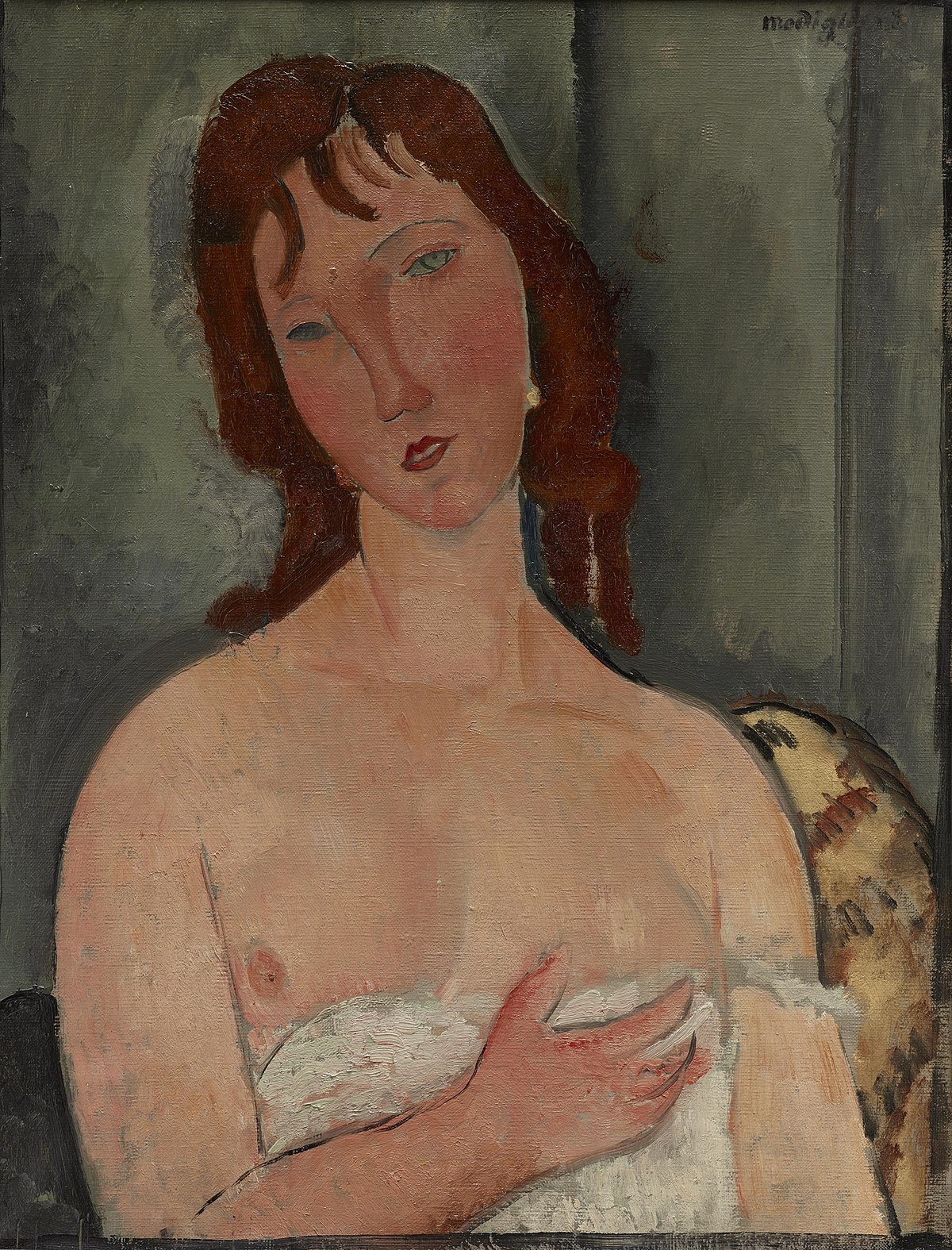 File:Amedeo Modigliani - Portrait of a Young Woman (Dallas Museum of  Art).jpg - Wikimedia Commons