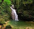 Amondans, la grande cascade du canyon d'Amondans.jpg
