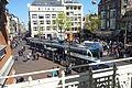 Amsterdam, Leiseplein, zicht vanaf Ajaxterras Stadsschouwburg03.jpg
