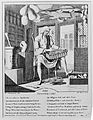 An apothecary sitting in his shop, sorting through materia m Wellcome L0002647.jpg