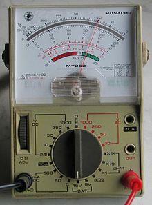 Analogmultimeter – Wikipedia