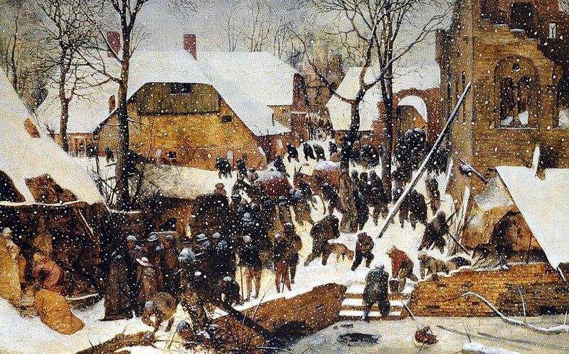 Fichier:Anbetung der Könige im Schnee.jpg