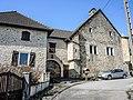 Ancien château d'Amondans, rue de la fontaine.jpg