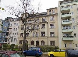 Andréstraße in Chemnitz